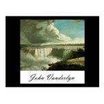 John Vanderlyn Niagara Falls from Table Rock Postcards