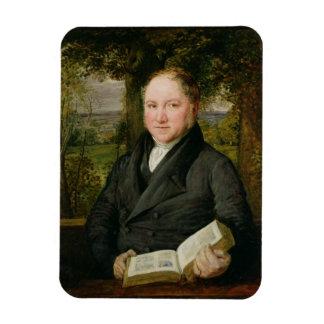 John Varley (1778-1842) 1820 (oil on panel) Magnet