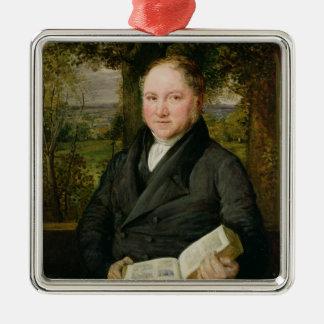 John Varley (1778-1842) 1820 (oil on panel) Metal Ornament