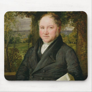John Varley (1778-1842) 1820 (oil on panel) Mouse Pad