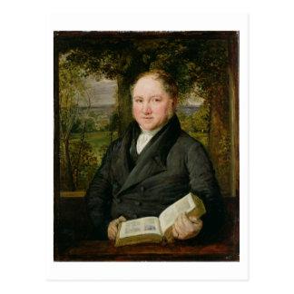 John Varley (1778-1842) 1820 (oil on panel) Postcard