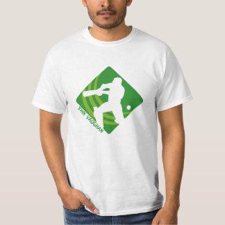 John Vaughan Cricket T-Shirt