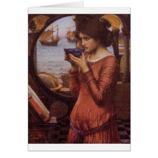 John W Waterhouse - Destiny (1900) Cards