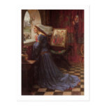 John W Waterhouse - Fair Rosamund (1917) Postcards
