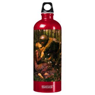 John W. Waterhouse Pre-Raphaelite Water Bottle