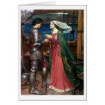 John W Waterhouse - Tristan and Isolde (1916) Cards