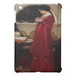 John Waterhouse Crystal Ball Vintage Art iPad Case