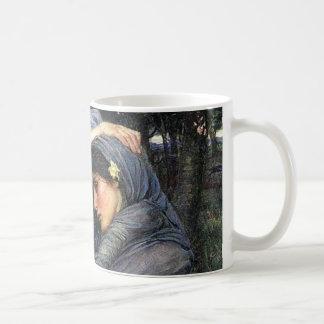 John Waterhouse Pre-Raphaelite Boreas Coffee Mug