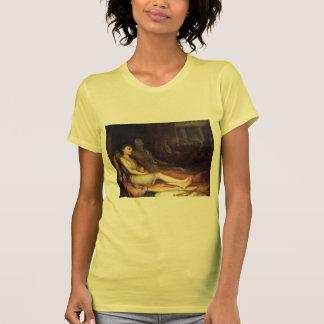 John Waterhouse- Sleep and His Half Brother Death T Shirt