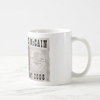 John Wayne McCain '08 Coffee Mug