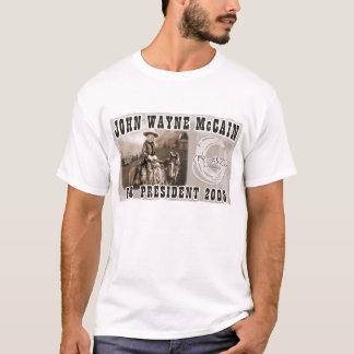 John Wayne McCain '08 T-Shirt