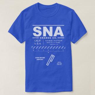 John Wayne  - Orange County Airport SNA T-Shirt