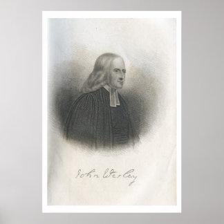 John Wesley poster