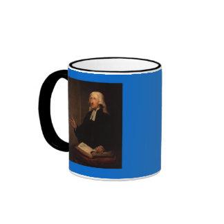 JOHN WESLEY * taza de café