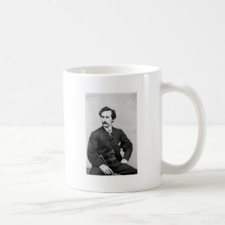 John Wilkes Booth ~ Assassin of President Lincoln Coffee Mug