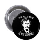 john wilkes booth is my homeboy button
