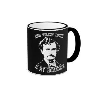 john wilkes booth is my homeboy mugs