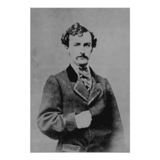 John Wilkes Booth Posters