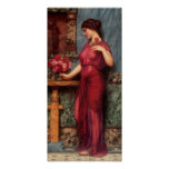 John William Godward - An offering Posters