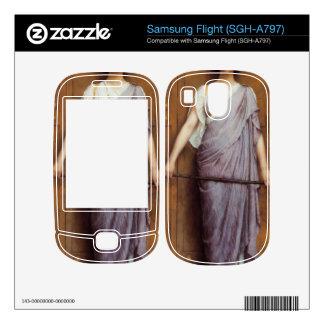 John William Godward - At the Gate Samsung Flight Decal