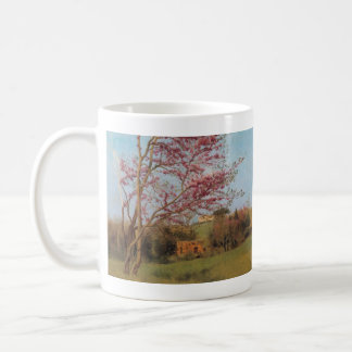 John William Godward - Blossoming Red Almond Mug