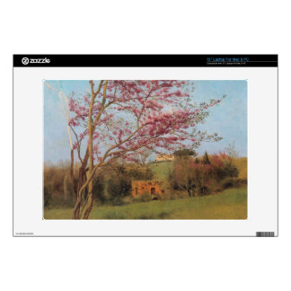 "John William Godward - Blossoming Red Almond Skin For 13"" Laptop"