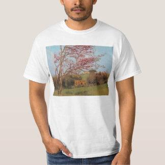John William Godward - Blossoming Red Almond T-shirt