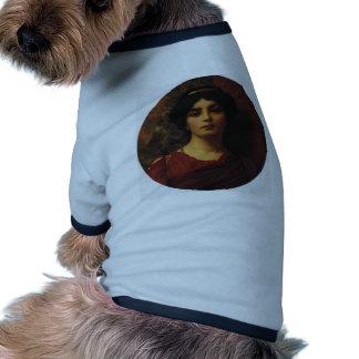 John William Godward- Contemplation Dog Tshirt
