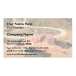 John William Godward- Dolce Far Niente Double-Sided Standard Business Cards (Pack Of 100)