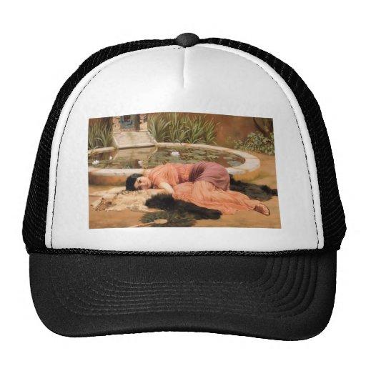 John William Godward- Dolce Far Niente Trucker Hat