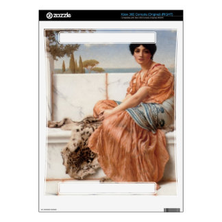 John William Godward - In the Days of Sappho Skin For Xbox 360 Console