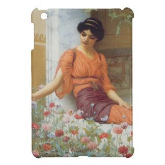 John William Godward- Summer Flowers iPad Mini Cover