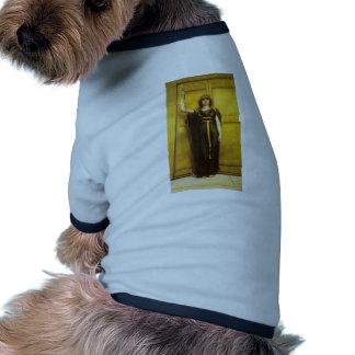 John William Godward- The Priestess Pet T-shirt