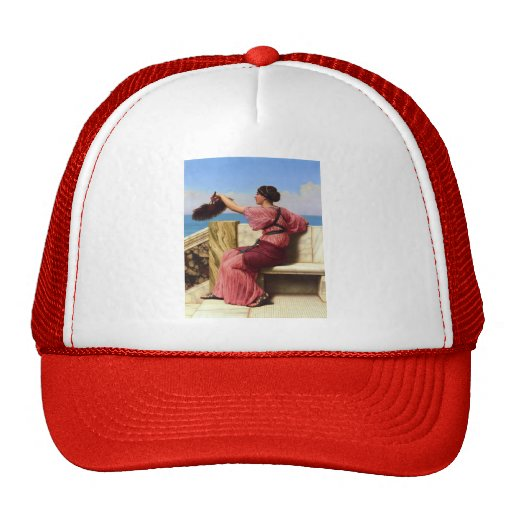 John William Godward- The Signal Mesh Hat