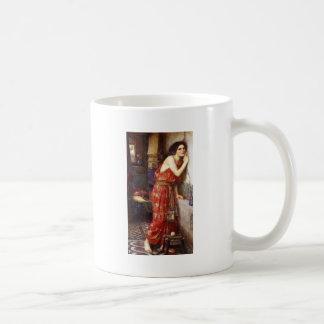 John William Waterhouse (1909) 'Thisbe' Coffee Mug