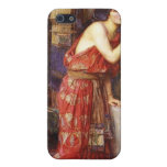 John William Waterhouse (1909) 'Thisbe' Covers For iPhone 5