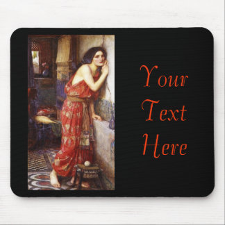 John William Waterhouse 1909 Thisbe Mouse Pads