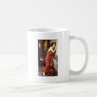 John William Waterhouse (1909) 'Thisbe' Coffee Mugs