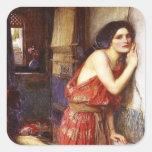 John William Waterhouse (1909) 'Thisbe' Stickers