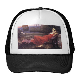 John William Waterhouse- Ariadne Hat