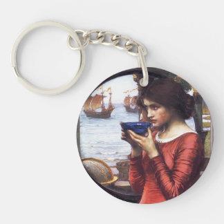 John William Waterhouse- Destiny Acrylic Keychain