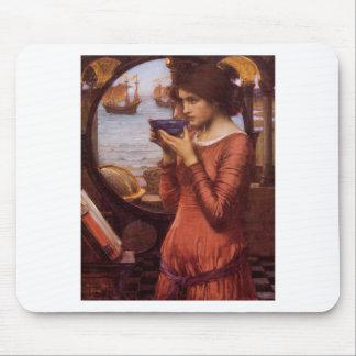 John William Waterhouse - Destiny Mouse Pads