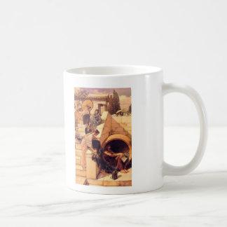 John William Waterhouse- Diogenes Coffee Mug