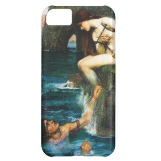John William Waterhouse el caso del iPhone 5 de la Funda Para iPhone 5C