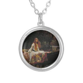 John William Waterhouse - la señora de Shalott Joyeria Personalizada