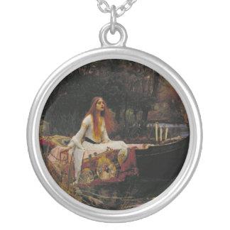 John William Waterhouse - la señora de Shalott Pendiente Personalizado