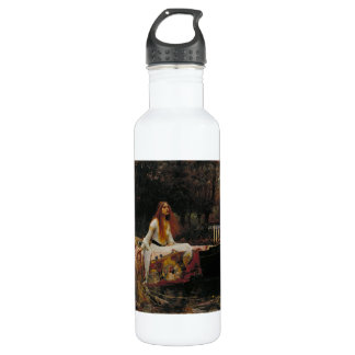John William Waterhouse - la señora de Shalott