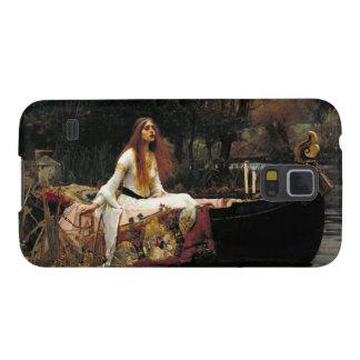 John William Waterhouse la señora Of Shalott Carcasa Para Galaxy S5