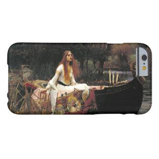 John William Waterhouse la señora Of Shalott Funda De iPhone 6 Barely There