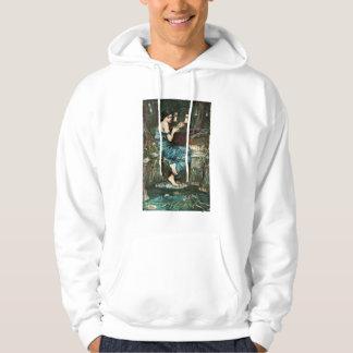 John William Waterhouse la sudadera con capucha